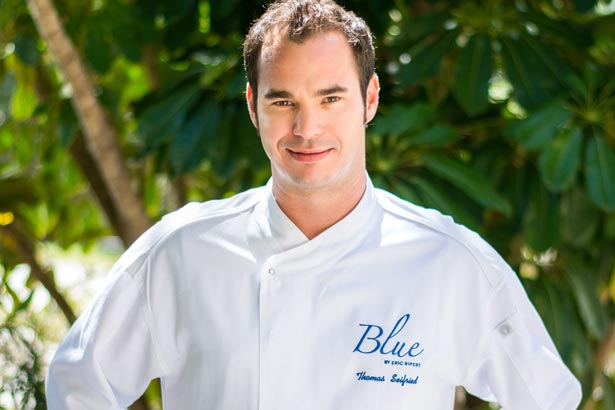 Welcome Chef De Cuisine Thomas Seifried To Blue The