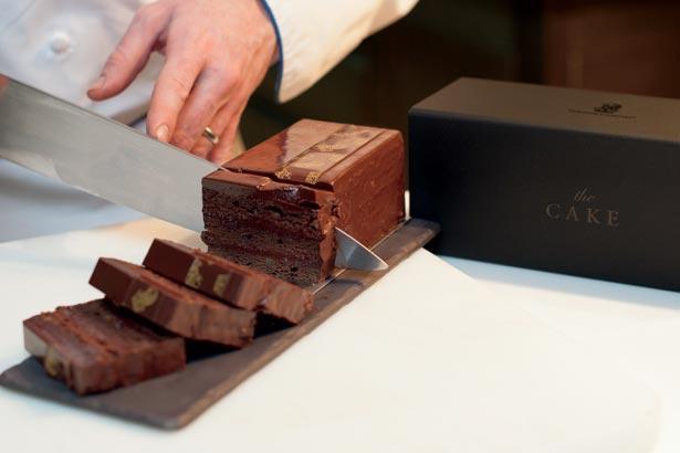 The Ritz-Carlton Signature Cake