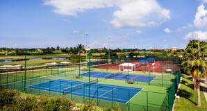 Grand Cayman Tennis Courts