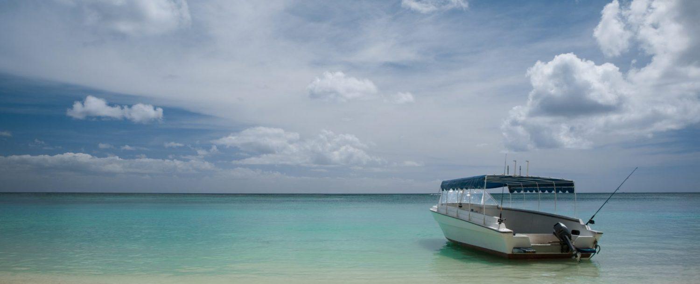 Glass Bottom Boat Cayman