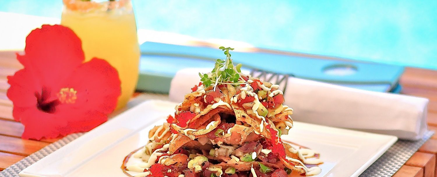 cuisine from Restaurant Month in Grand Cayman