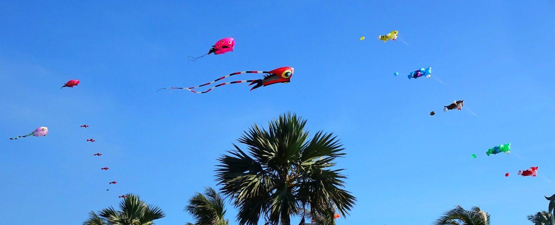 Cayman Kitefest at Kaibo Beach