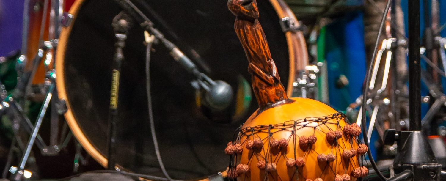 Musical Instruments from the cayman national cultural foundation