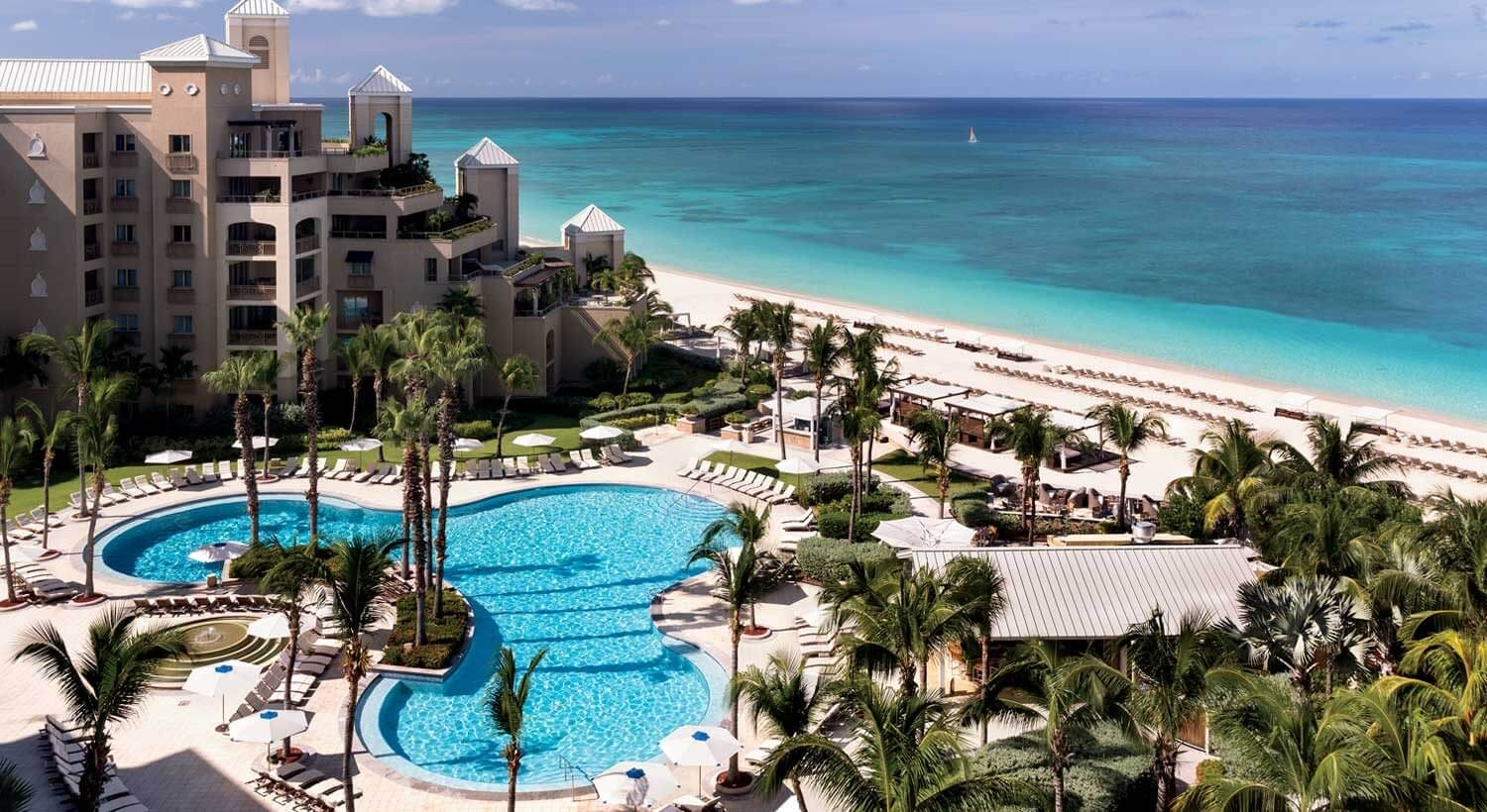 Luxury cayman villas at The Residences
